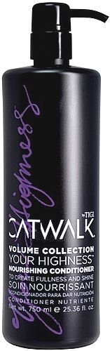 Kondicionierius plaukams Tigi Catwalk Your Highness Nourishing Conditioner Cosmetic 2000ml Paveikslėlis 1 iš 1 250830900142