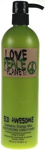 Tigi Love Peace & The Planet Moisturizing Conditioner Cosmetic 750ml Paveikslėlis 1 iš 1 250830900147