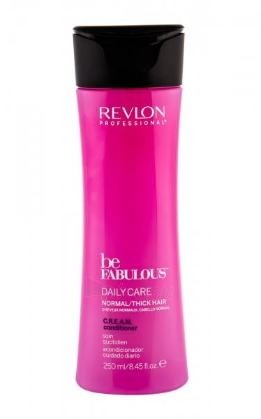 Kondicionierius Revlon Professional Be Fabulous Daily Care Normal/Thick Hair Conditioner 250ml Paveikslėlis 1 iš 1 310820179726