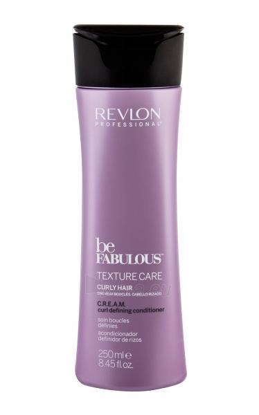 Kondicionierius Revlon Professional Be Fabulous Texture Care Curl Defining Conditioner 250ml Paveikslėlis 1 iš 1 310820179727