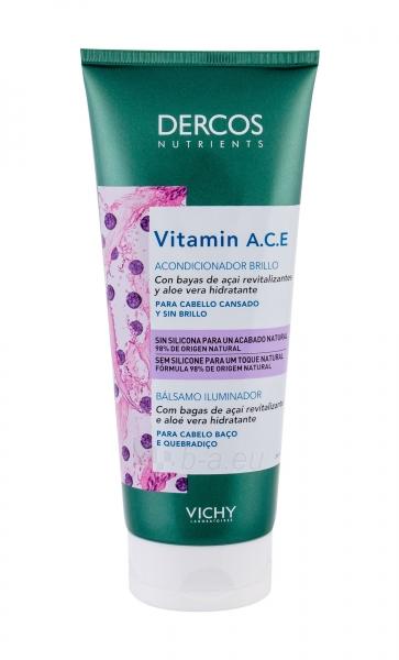 Kondicionierius Vichy Dercos Vitamin A.C.E Conditioner 200ml Paveikslėlis 1 iš 1 310820185414