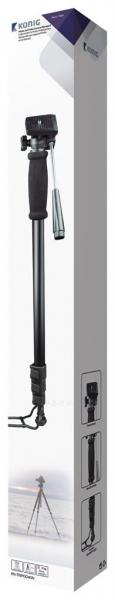 König KN-TRIPOD45n stovas su kaklo dirželiu Paveikslėlis 3 iš 4 310820044812