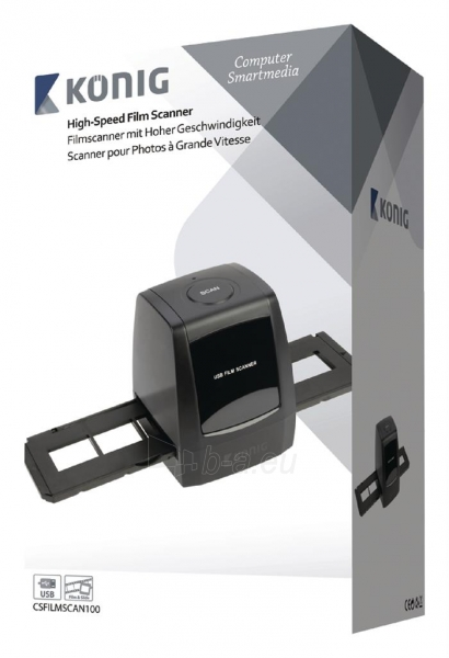 König skeneris 2 megapikseliai Paveikslėlis 3 iš 4 310820044813