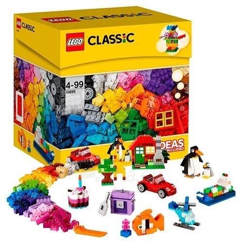 Konstruktorius 10695 LEGO Classic rinkinys Paveikslėlis 1 iš 1 30005401435