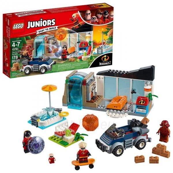 Konstruktorius 10761 LEGO® Juniors NEW 2018! Paveikslėlis 1 iš 1 310820145539