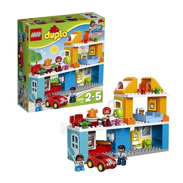 Konstruktorius 10835 LEGO® DUPLO Šeimos namas NEW 2017! Paveikslėlis 1 iš 1 310820095075