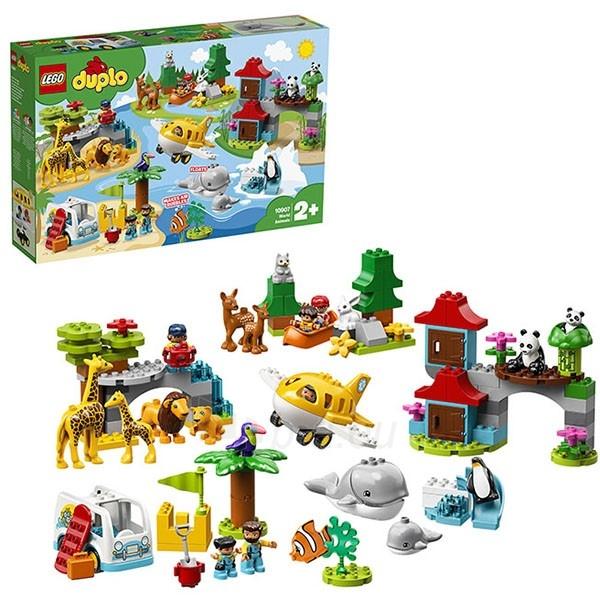 Konstruktorius 10907 LEGO® DUPLO NEW 2019! Paveikslėlis 1 iš 1 310820198480