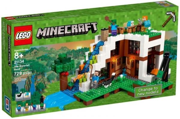 Konstruktorius 21134 LEGO® Minecraft NEW 2017! Paveikslėlis 1 iš 1 310820136724
