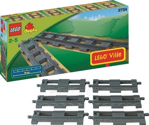 2734 Lego Duplo Paveikslėlis 1 iš 1 30005400619