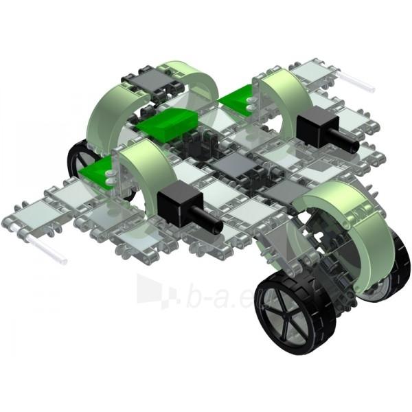 Konstruktorius 400 vnt.   Space Rollerbox   Clics Paveikslėlis 2 iš 5 250710600182