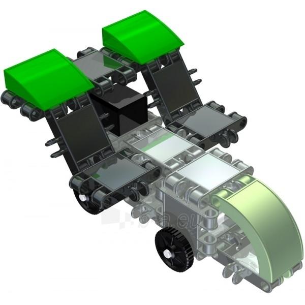 Konstruktorius 400 vnt.   Space Rollerbox   Clics Paveikslėlis 3 iš 5 250710600182