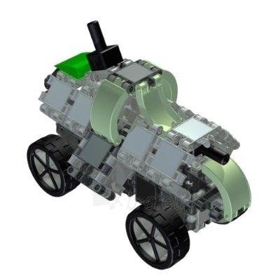 Konstruktorius 400 vnt.   Space Rollerbox   Clics Paveikslėlis 5 iš 5 250710600182