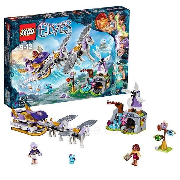 41077 LEGO Elves Летающие сани Эйры, c 8 до 12 лет NEW 2015! Paveikslėlis 1 iš 1 30005401468