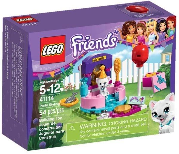 Konstruktorius 41114 Lego Friends Party Styling Paveikslėlis 1 iš 1 30005401520