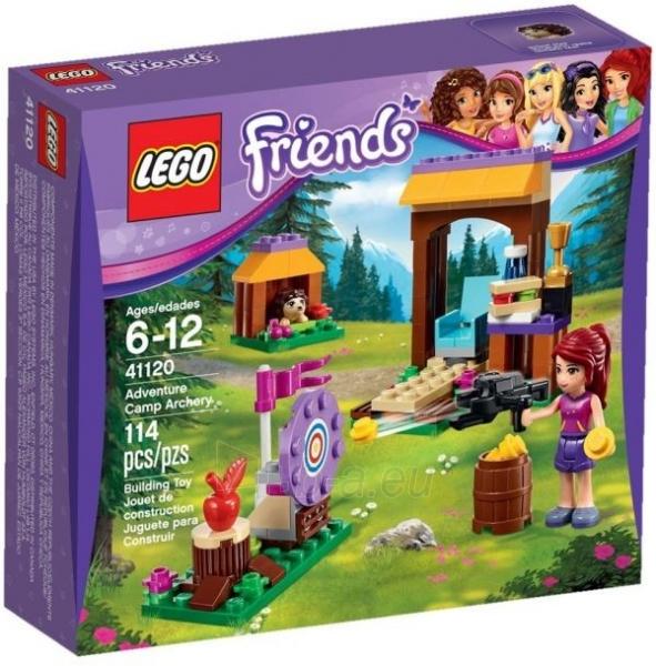 Konstruktorius 41120 Lego Friends Adventure Camp Archery Paveikslėlis 1 iš 1 30005401526