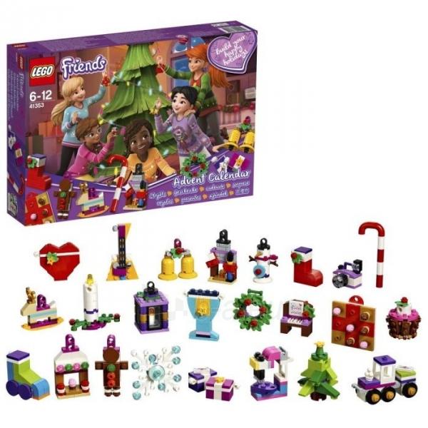 Konstruktorius 41353 LEGO® Friends Новогодний календарь, c 6 до 12 лет NEW 2018! Paveikslėlis 1 iš 4 310820153102