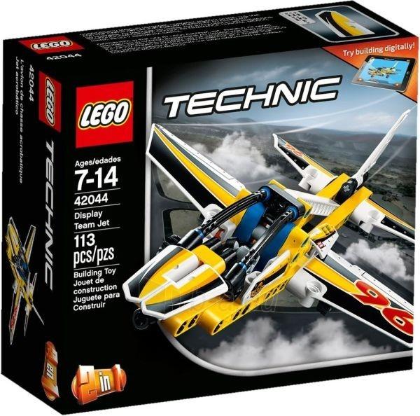 Konstruktorius 42044 Lego Technic Самолёт пилотажной группы Paveikslėlis 1 iš 1 30005401530
