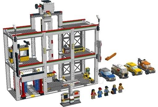 Konstruktorius 4207 Lego city Garažas Paveikslėlis 3 iš 4 30005400011