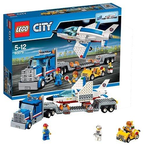Konstruktorius 60079 LEGO City NEW 2015! Paveikslėlis 1 iš 1 30005401445