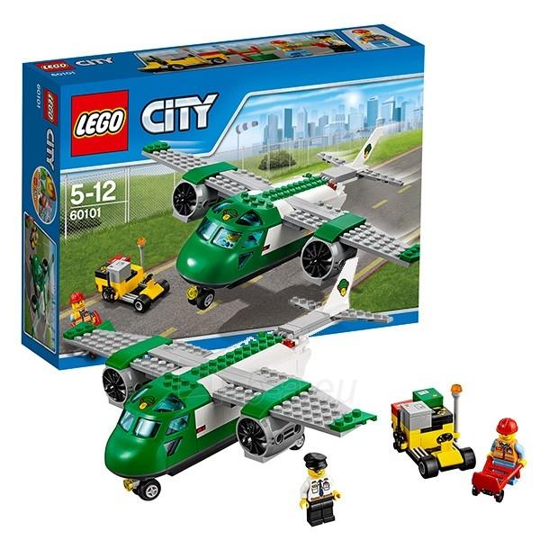 Konstruktorius 60101 Lego City oro uostas Paveikslėlis 1 iš 1 310820048322