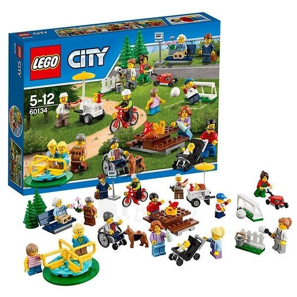 Konstruktorius 60134 LEGO City parkas, 5-12 m. Paveikslėlis 1 iš 1 310820048277
