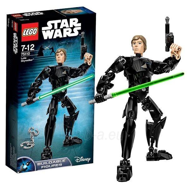 75110 LEGO Star Wars Luke Skywalker, c 7 до 12 лет NEW 2015! Paveikslėlis 1 iš 1 30005401484