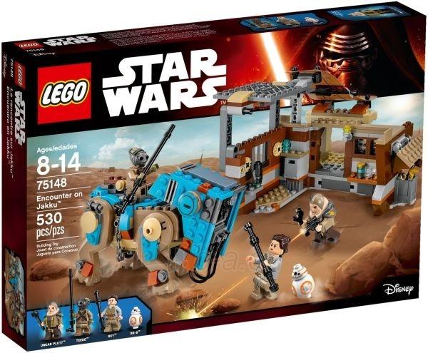Konstruktorius 75148 LEGO Star Wars Encounter on Jakku, 8-14 m. Paveikslėlis 1 iš 1 310820048285