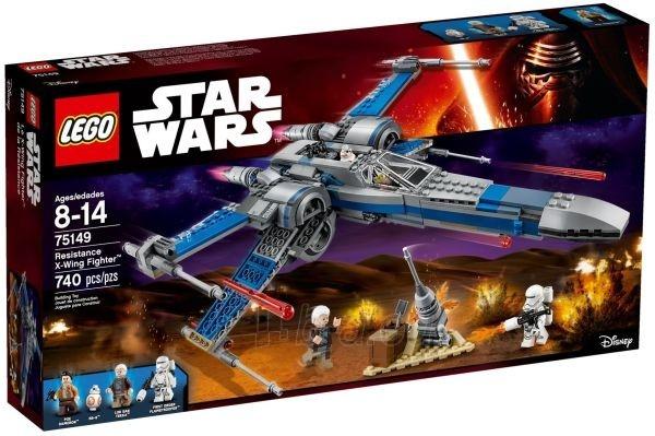 Konstruktorius 75149 LEGO Star Wars kovotojas, 8-14 m. Paveikslėlis 1 iš 1 310820048286