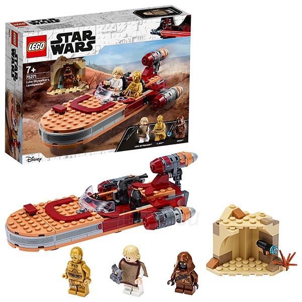 Konstruktorius 75271 LEGO® Star Wars 7+ NEW 2020! Paveikslėlis 1 iš 1 310820230179