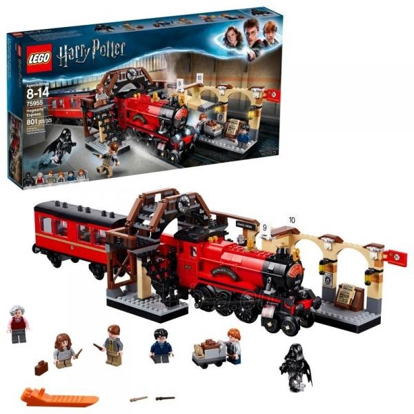 Konstruktorius 75955 LEGO Harry Potter Hogwarts Express Paveikslėlis 1 iš 1 310820201687