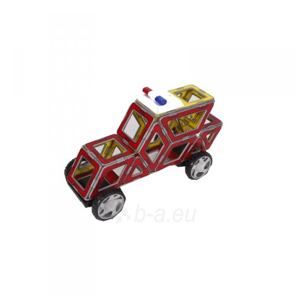 Konstruktorius Cruisers Emergency Car set XL Paveikslėlis 4 iš 4 310820081035