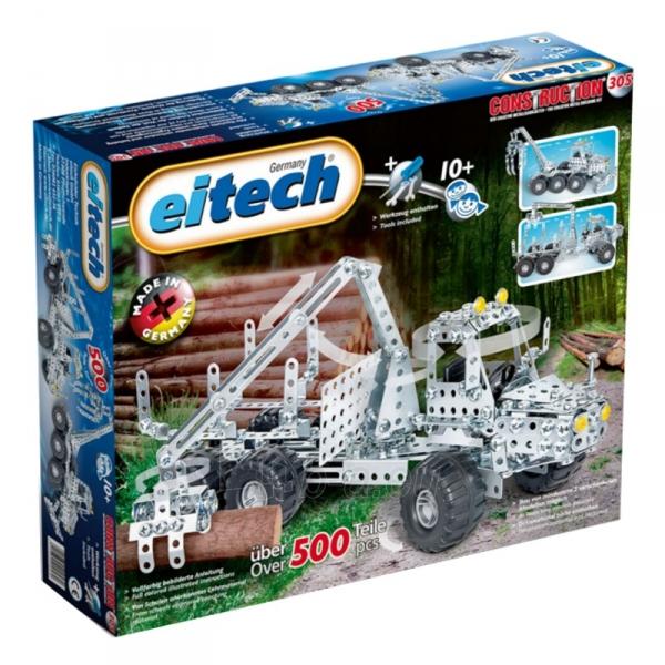 Konstruktorius Eitech Harvester Paveikslėlis 1 iš 2 310820116013