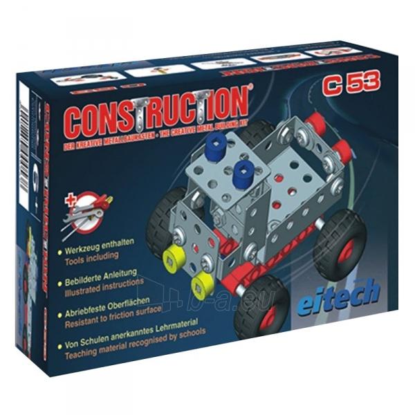 Konstruktorius Eitech Starter Box Truck Paveikslėlis 1 iš 2 310820137880