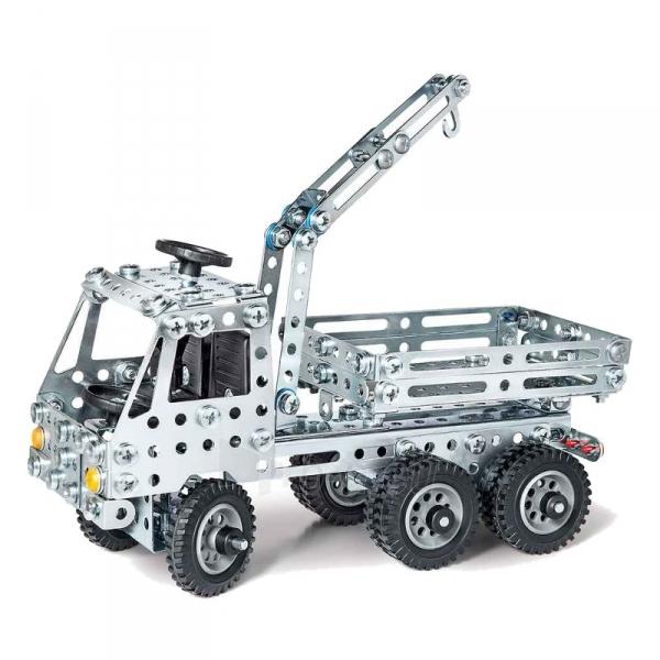 Konstruktorius Eitech Truck with crane Paveikslėlis 2 iš 2 310820116014