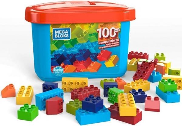Konstruktorius GDJ21 Mega Bloks Mini Bulk Tub - Small Paveikslėlis 2 iš 2 310820230379