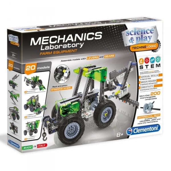 Konstruktorius LAB DI MECCANICA - MACCH. AGRIC Paveikslėlis 1 iš 2 310820135323