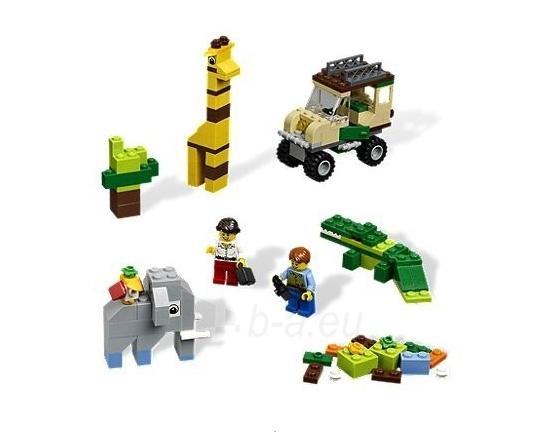 LEGO 4637 Creator Safari Building Set Paveikslėlis 1 iš 6 30005400372