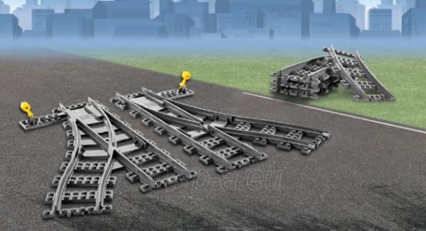 Konstruktorius Lego 7895 City Switching Tracks Paveikslėlis 2 iš 2 30005400291