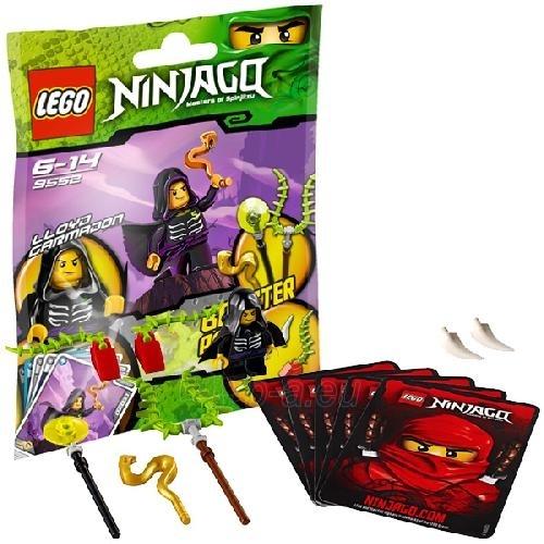 Lego 9552 Ninjago Lloyd Garmadon Paveikslėlis 1 iš 2 30005400429
