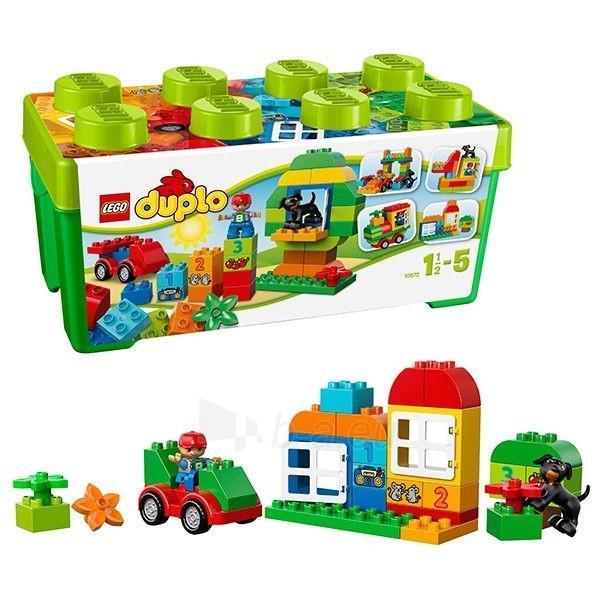Konstruktorius Lego Duplo 10572 Paveikslėlis 1 iš 1 310820136720