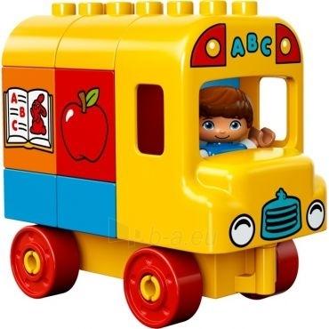 LEGO Duplo Mano pirmasis autobusiukas 10603 Paveikslėlis 1 iš 4 30005401400