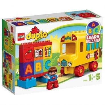 LEGO Duplo Mano pirmasis autobusiukas 10603 Paveikslėlis 2 iš 4 30005401400