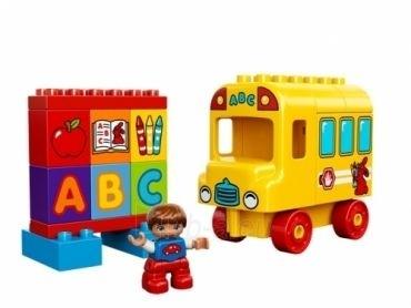 LEGO Duplo Mano pirmasis autobusiukas 10603 Paveikslėlis 3 iš 4 30005401400