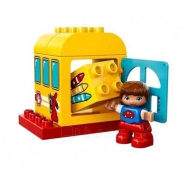 LEGO Duplo Mano pirmasis autobusiukas 10603 Paveikslėlis 4 iš 4 30005401400