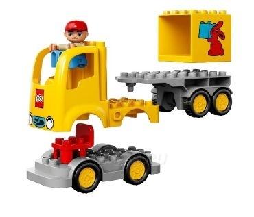 LEGO Duplo Sunkvežimis 10601 Paveikslėlis 1 iš 3 30005401403