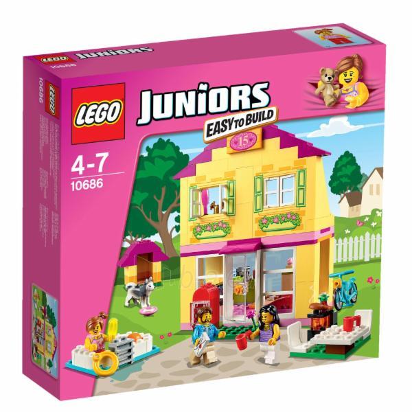 Konstruktorius LEGO Family House 10686 Paveikslėlis 1 iš 2 30005401782