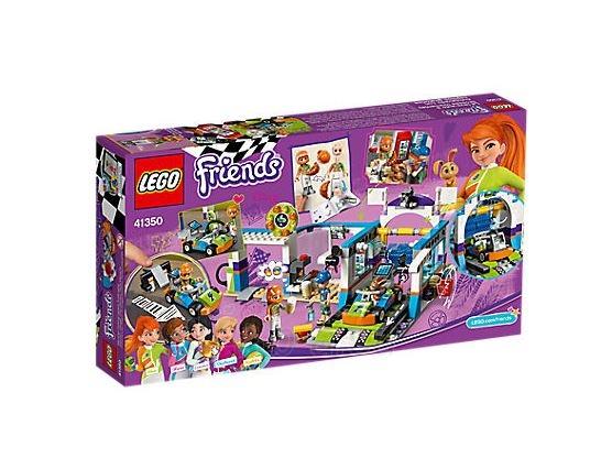 Konstruktorius Lego Friends 41350 Spinning Brushes Car Wash Paveikslėlis 5 iš 5 310820153135