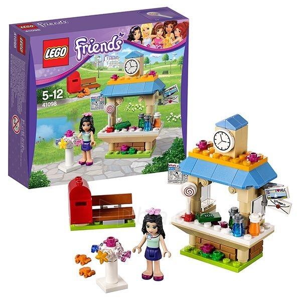 Konstruktorius Lego Friends Emos turistinis kioskas 41098 Paveikslėlis 1 iš 1 30005401404