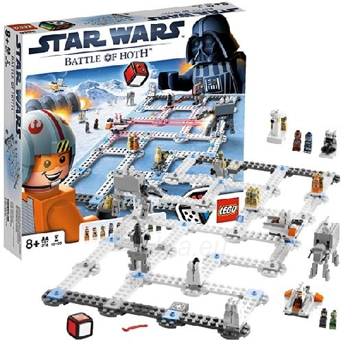 Konstruktorius Lego Games 3866 Star Wars The Battle of Hoth Paveikslėlis 1 iš 2 30005400193