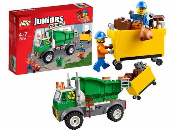 LEGO Garbage Truck 10680 Paveikslėlis 1 iš 1 30005401237